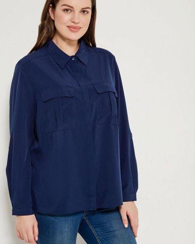 Синяя блузка Modis