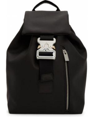 Кожаный рюкзак на молнии на шнуровке 1017 Alyx 9sm