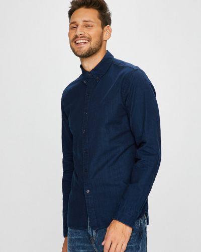 Джинсовая рубашка однотонная с длинным рукавом Levi's®