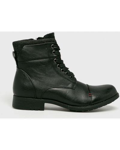 Ботинки на шнуровке высокие повседневные Medicine