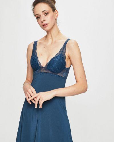Пижама с рубашкой темно-синий Henderson Ladies