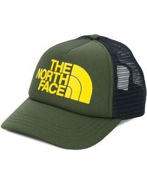 Czapka z logo z siatką The North Face Kids