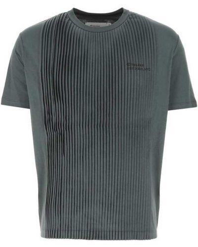 Zielona t-shirt Telfar