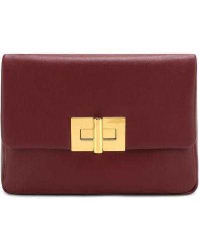 Сумка на цепочке кожаный сумка-планшет Tom Ford