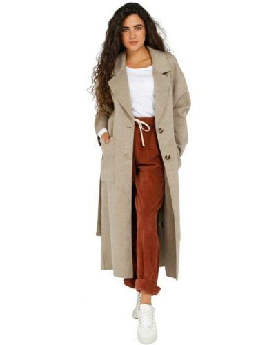 Płaszcz vintage - brązowy American Vintage