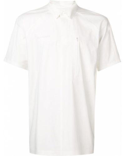 Рубашка с короткими рукавами на пуговицах Mammut Delta X