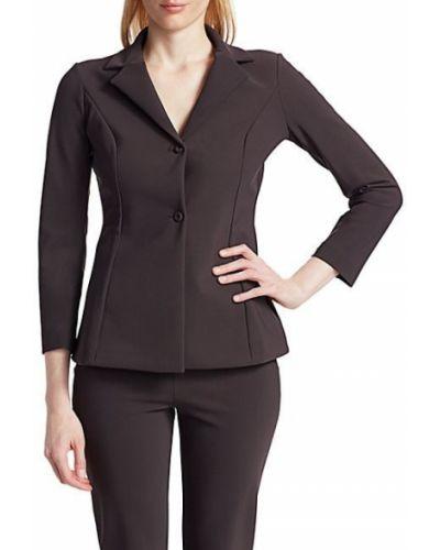 Приталенный пиджак с отворотом Chiara Boni La Petite Robe