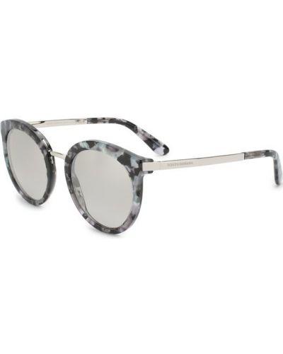 Солнцезащитные очки металлические стеклянные Dolce & Gabbana