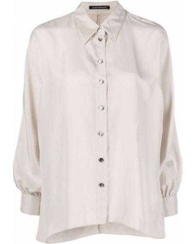 Шелковая рубашка Luisa Cerano