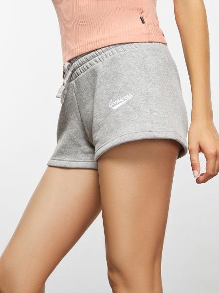 Спортивные шорты - серые Converse