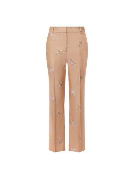 Шерстяные брюки - бежевые Paul&joe