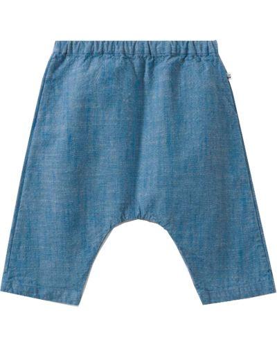 Синие брюки Bonpoint