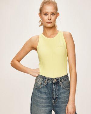 Спортивный топ - зеленый Guess Jeans