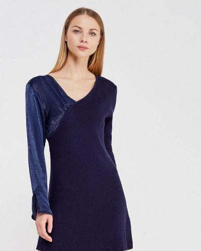 Платье платье-солнце расклешенное Lost Ink.