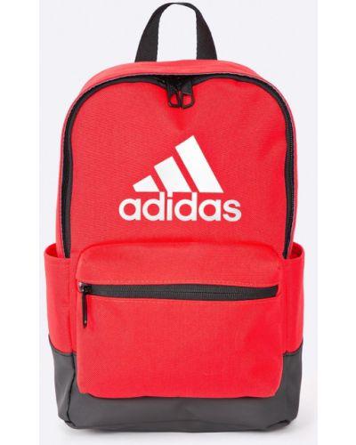 Plecak czerwony Adidas Performance