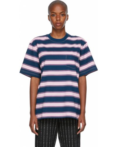 Niebieska koszulka krótki rękaw Noon Goons