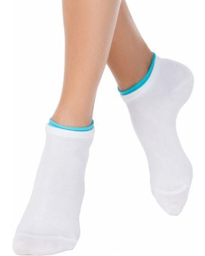 Белые носки Conte Elegant
