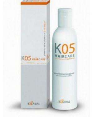 Шампунь для волос кожаный очищающий Kaaral