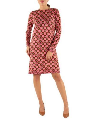 Różowa sukienka Maliparmi
