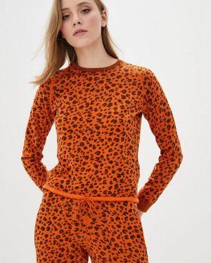 Оранжевый свитер Nataclub