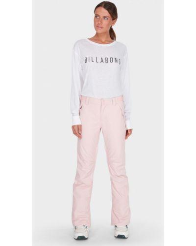 Брюки розовый для сноуборда Billabong