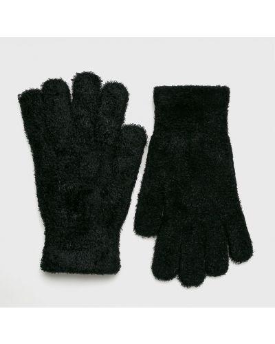 Перчатки длинные черные розовый Tally Weijl
