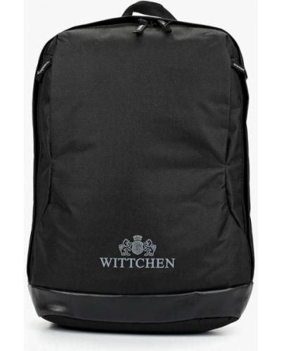 Рюкзак городской черный Wittchen