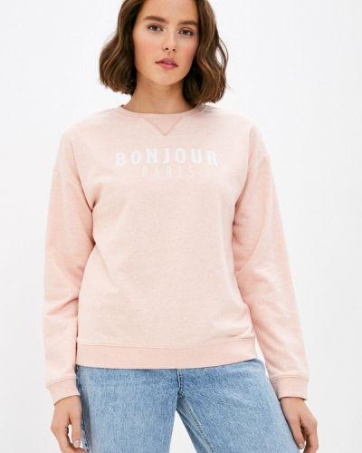 Розовый свитшот Q/s Designed By