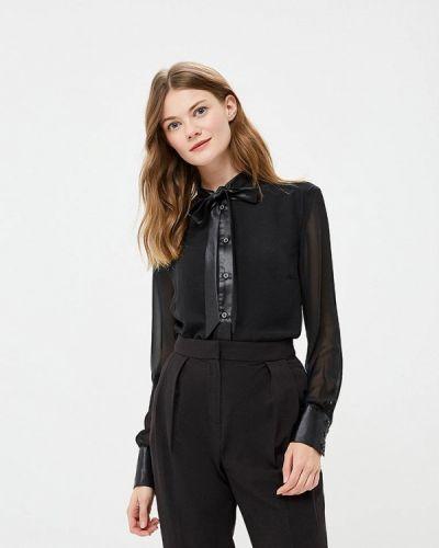 Блузка с бантом осенняя Style National