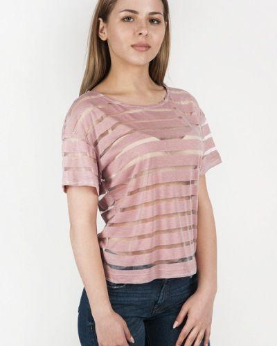 Розовая футбольная футболка Vergans