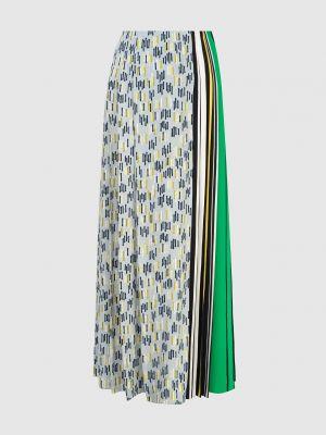 Серая юбка макси Prada