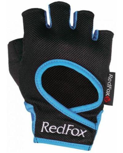 Перчатки замшевые текстильные Red Fox