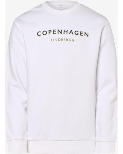 Biała bluza Lindbergh