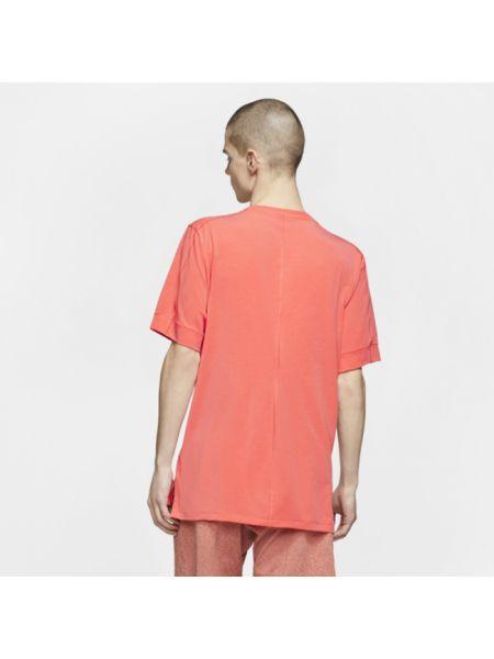 Koszula krótkie z krótkim rękawem z cięciem na gumce Nike