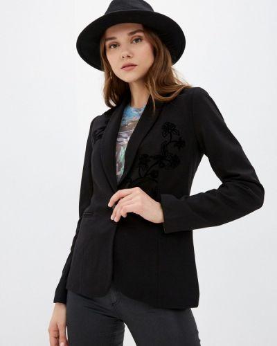Пиджак - черный Desigual