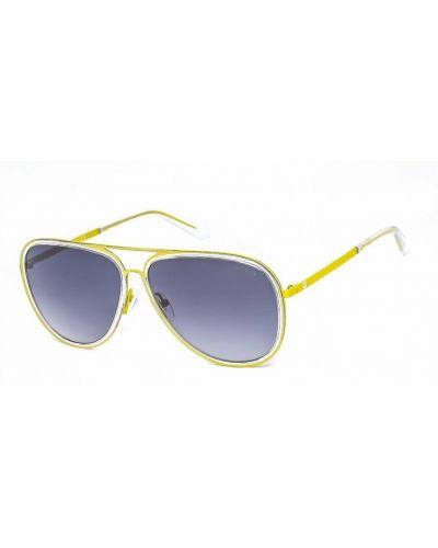 Okulary - żółte Guess