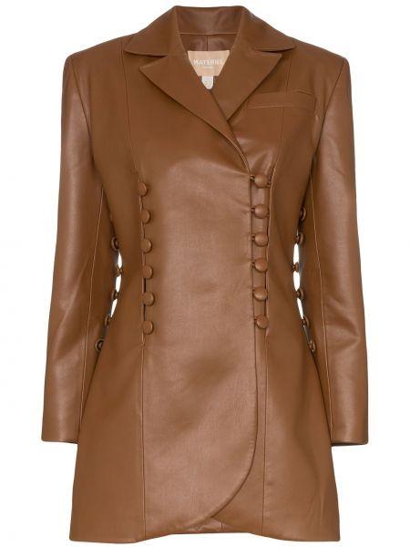 Удлиненный пиджак Matériel