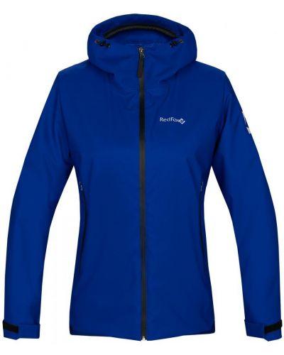 Куртка с капюшоном - синяя Red Fox