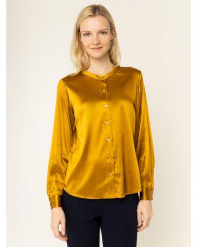 Złota bluzka Luisa Spagnoli