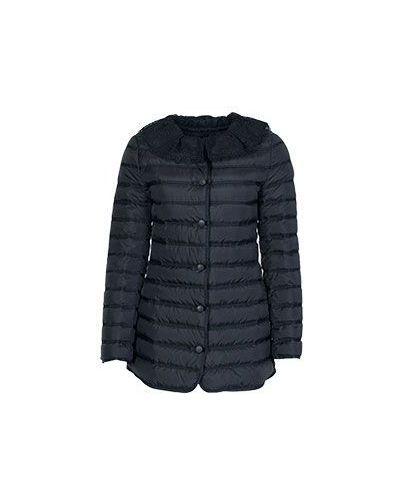 Зимняя куртка демисезонная черная Emporio Armani