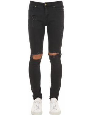 Czarne jeansy Profound Aesthetic