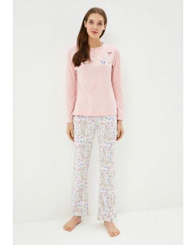 Пижама пижамный розовый Kinanit