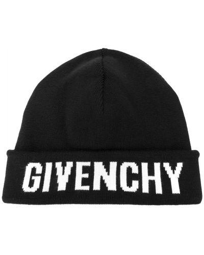 Шапка из джерси хлопковая Givenchy