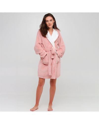Домашний халат с капюшоном Naviale