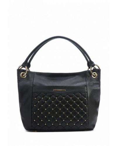 Кожаная сумка черная весенний Artio Nardini