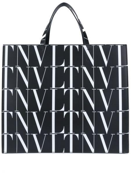 Skórzany torba z kieszeniami Valentino Garavani