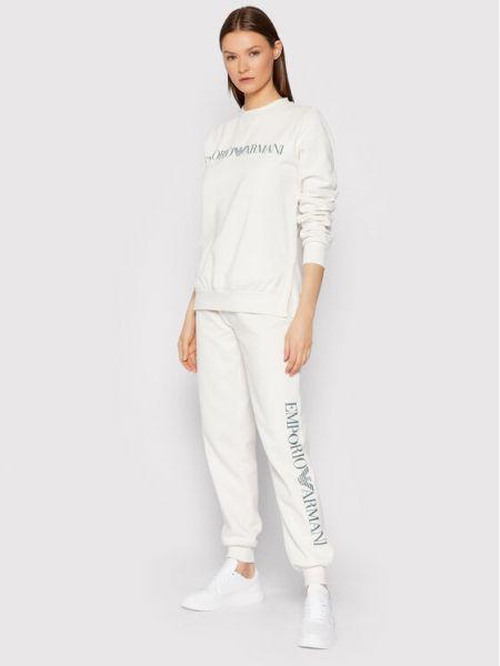 Dres - biały Emporio Armani Underwear