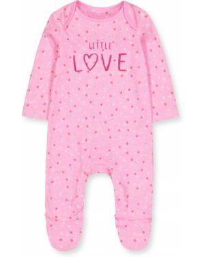 Ползунки маленький розовый Mothercare