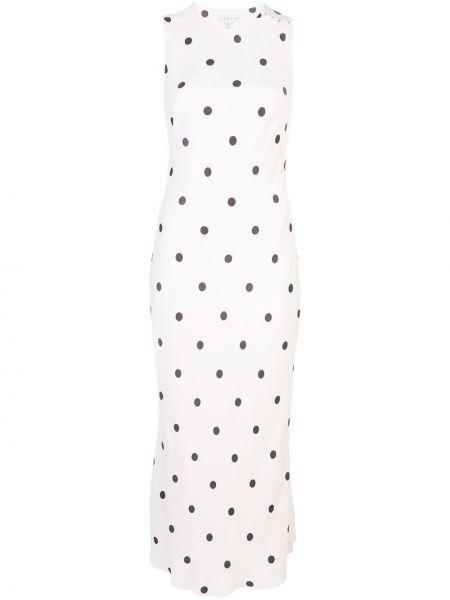 Платье миди в горошек макси Shona Joy