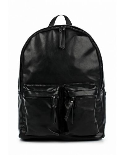 Черный рюкзак Mango Man
